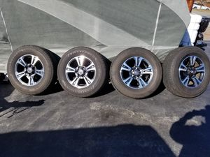 2019 Toyota Tacoma tires and wheels for Sale in Everett, WA