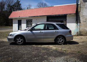 2003 subaru wrx wagon for Sale in Brick, NJ