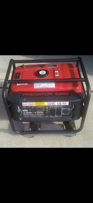 Generator ,cord and plug for Sale in Homosassa Springs, FL