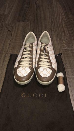 Gucci sneakers size 40 Monogram for Sale in Miami, FL