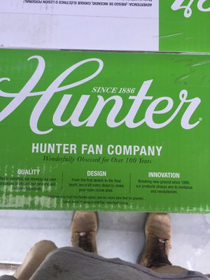 Hunter ceiling fans for Sale in Sun City, AZ