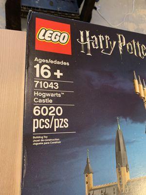 Harry Potter Hogwarts LEGO for Sale in Palm Coast, FL