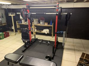 Full weight lifting set for Sale in Camden, NJ