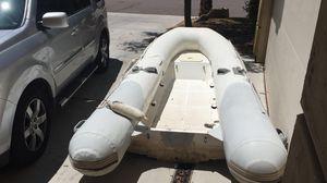 2014 West Marine RIB 350 Hypalon fiberglass/ inflatable boat for Sale in Phoenix, AZ
