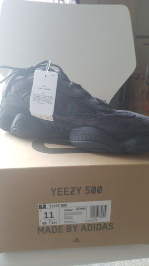 "Adidas Yeezy 500 ""Utility Black"" for Sale in Washington, DC"