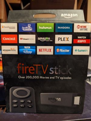 Fire TV Stick for Sale in Seattle, WA