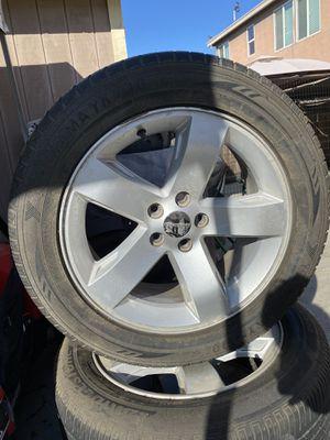 Dodge Challenger wheels for Sale in Visalia, CA