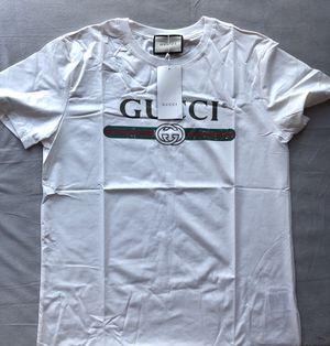 White Gucci t shirt for Sale in Miami Beach, FL