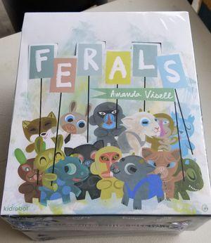 Amanda Visell Ferals Kidrobot figures for Sale in La Puente, CA