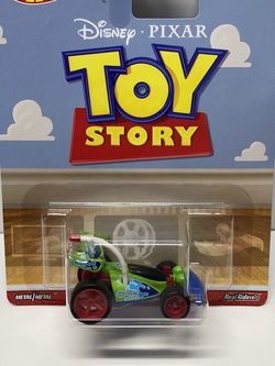 HOT WHEELS DISNEY PIXAR TOY STORY RC CAR NEW PREMIUM! for Sale in Hollywood,  FL
