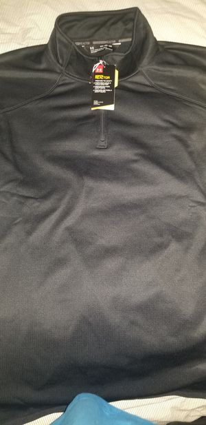 Under Armour cold gear reactor 1/4 zip sweater pullover 2XL for Sale in Los Angeles, CA