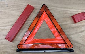 Audi Roadside Warning Triangle Reflector for Sale in Mentor, OH