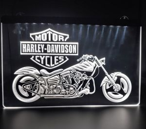 🏍️NEW 3D HARLEY DAVIDSON. TRUCKER(+MORE). LED SIGN🏍️MAN CAVE. BAR. NIGHT LIGHT🏍️ for Sale in Ontario, CA