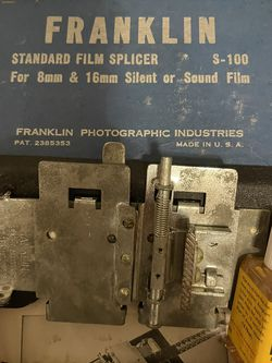Vintage Film Splicer for Sale in Beaverton,  OR