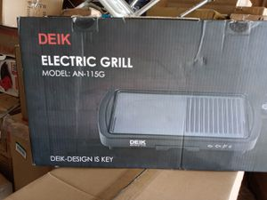 Electric grill for Sale in Victorville, CA