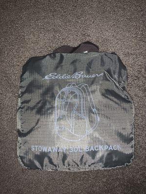 Eddie Bauer Stowaway 30L Backpack for Sale in Coronado, CA