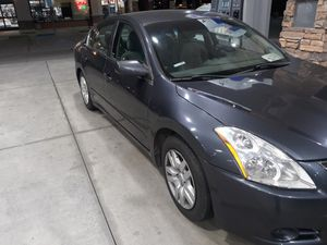 2012 nissan altima 2.5 salvage for Sale in Bloomington, CA