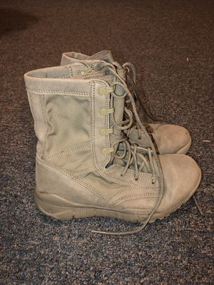 Nike military boots for Sale in Great Falls, MT