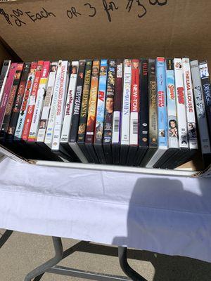 DVD's for Sale in Colorado Springs, CO