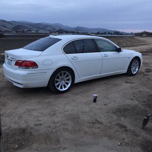 2006 BMW 750Li for Sale in Salinas, CA