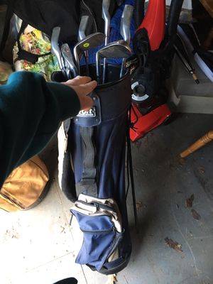 Golf clubs and bag (make offer) for Sale in Greensboro, NC