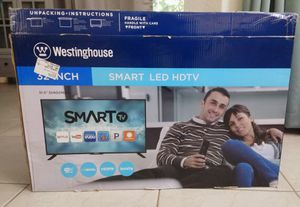 New Westinghouse 32 inch 720p - Smart HDTV - LED TV for Sale in Coral Springs, FL