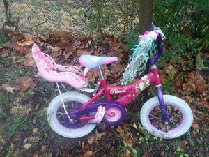 16 inch princess bike for Sale in Staunton, VA