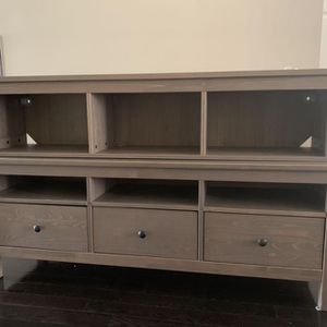 TV Stand and floating shelf for Sale in Keller, TX