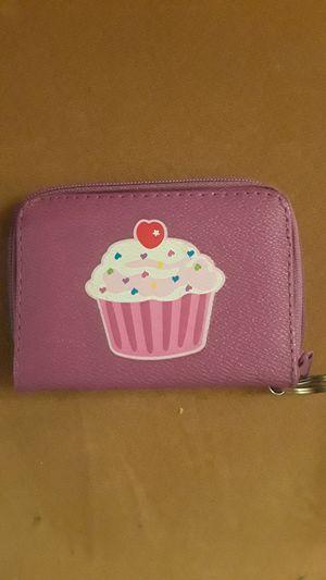 Cupcake wallet for Sale in Alexandria, VA