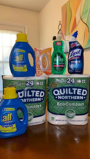 DOUBLE LAUNDRY BUNDLE!!!! for Sale in Greensboro, NC