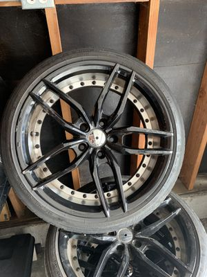 """19"""" rims with tires bmw for Sale in Daly City, CA"""