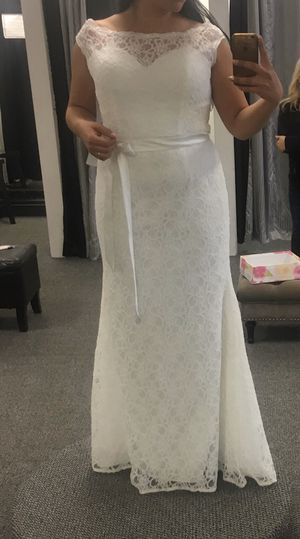 Wedding Dress for Sale in Tucson, AZ
