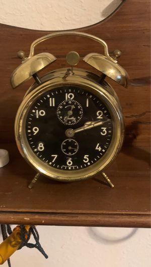 Antique Western Germany Alarm Clock for Sale in Jonesboro, AR