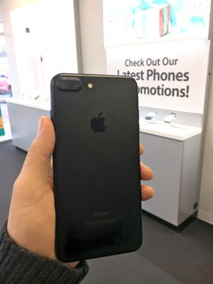 Unlocked iPhone 7 Plus 32GB for AT&T/T-Mobile/Verizon/ Total Wireless/Straight Talk/Simple Mobile/Sprint/Boost/Metro/Cricket/Mexico/international use for Sale in Milwaukie, OR