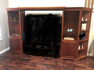 3-piece TV Entertainment Unit/Media storage OR Book Shelves for Sale in Cranberry Township, PA