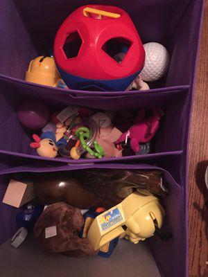 Free baby toys for Sale in Auburn, GA