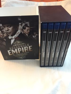 Boardwalk Empire-The Complete Series for Sale in Rancho Palos Verdes, CA