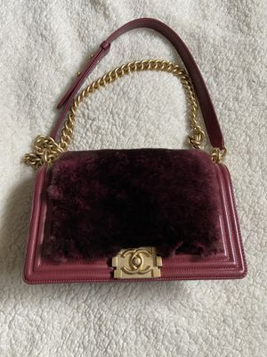 Excellent condition CHANEL limited edition boy bag for Sale in San Diego, CA
