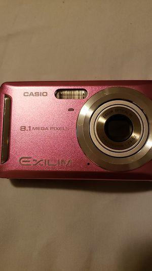 Casio Exilim Camera for Sale in Lakewood, WA