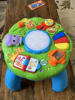 LeapFrog Animal Adventure Learning Table for Sale in Colorado Springs,  CO