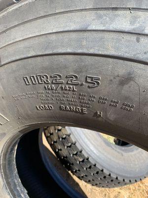 Semi tractor tires for Sale in Riverside, CA