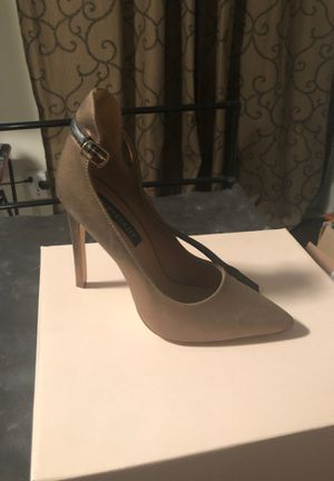 Bronze heels size 7.5 for Sale in Greenbelt, MD