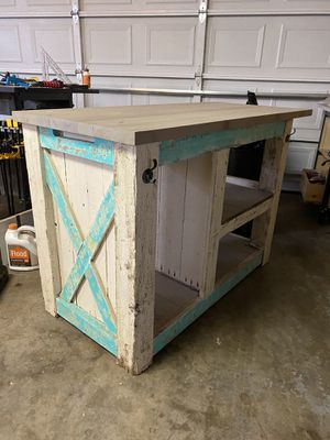 Reclaimed kitchen island for Sale in Aurora, CO