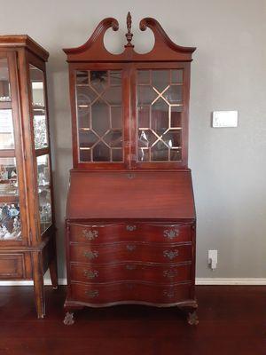 Antique 20th century secretary for Sale in San Antonio, TX
