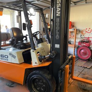 Nissan Forklift for Sale in Los Angeles, CA