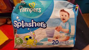 Pampers Splashers Small for Sale in Fort Worth, TX