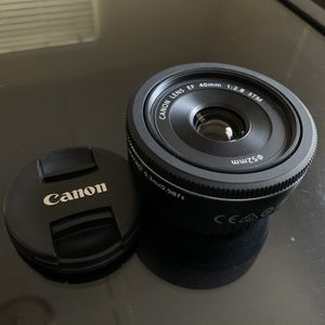 Canon EF-S 24mm f/2.8 STM Pancake Lens for Sale in Claremont, CA
