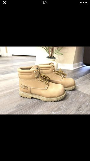 Insulated work boots for Sale in Lakeland, FL