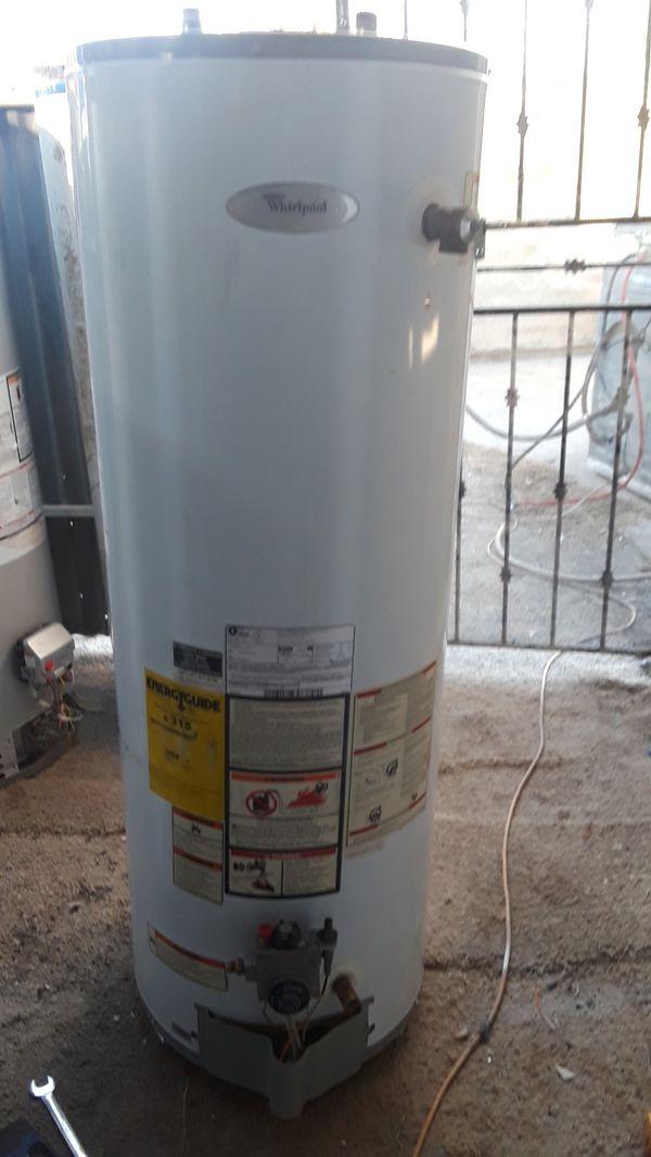 Water heater de gas natural 50 galones