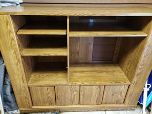 Entertainment center for Sale in Lewisberry, PA